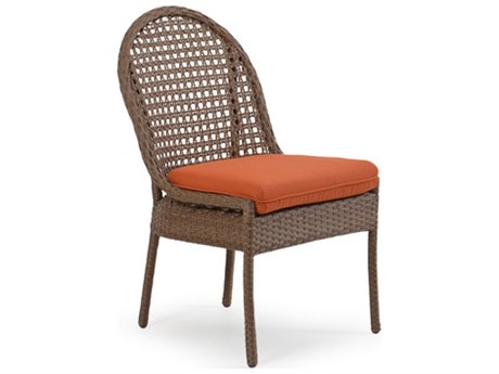 Palm Springs Rattan 6700 Series Dining Side Chair Seat Replacement Cushion