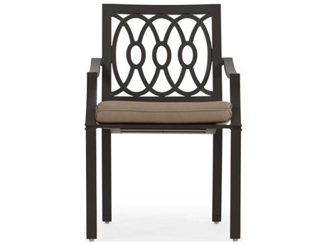 Palm Springs Rattan Camden Aluminum Dining Arm Chair