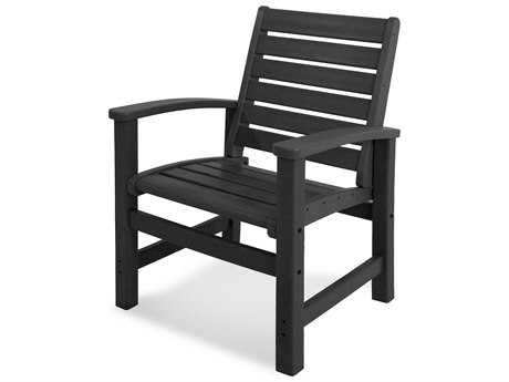 POLYWOOD® Signature Recycled Plastic Dining Chair