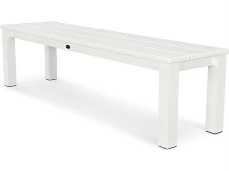 POLYWOOD® Harvest Recycled Plastic 65'' Bench