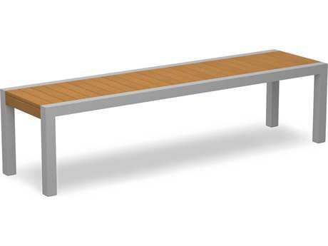 POLYWOOD® MOD Plastique Bench