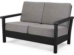Harbour Recycled Plastic Deep Seating Loveseat