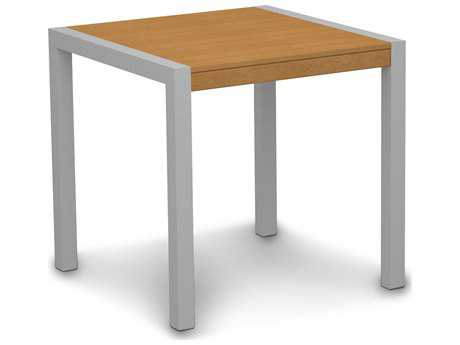 POLYWOOD® MOD Plastique 30 Square Dining Table