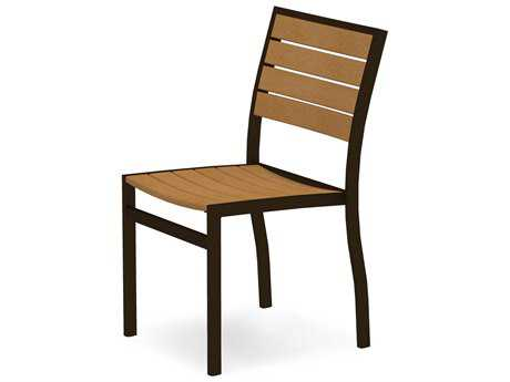 POLYWOOD® Euro Plastique Dining Side Chair