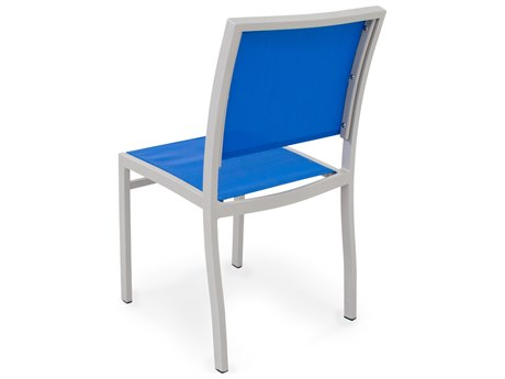 POLYWOOD® BaylineAluminum Dining Side Chair