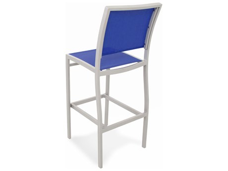 POLYWOOD® Bayline®®Aluminum Bar Side Chair