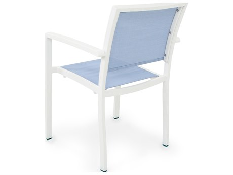 POLYWOOD® Bayline®®Aluminum Dining Arm Chair
