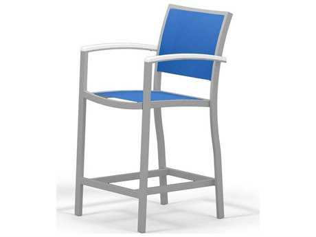 POLYWOOD® BaylineCounter Arm Chair