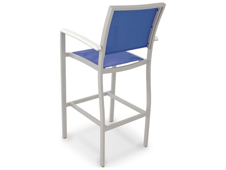 POLYWOOD® Bayline®®Aluminum Bar Arm Chair