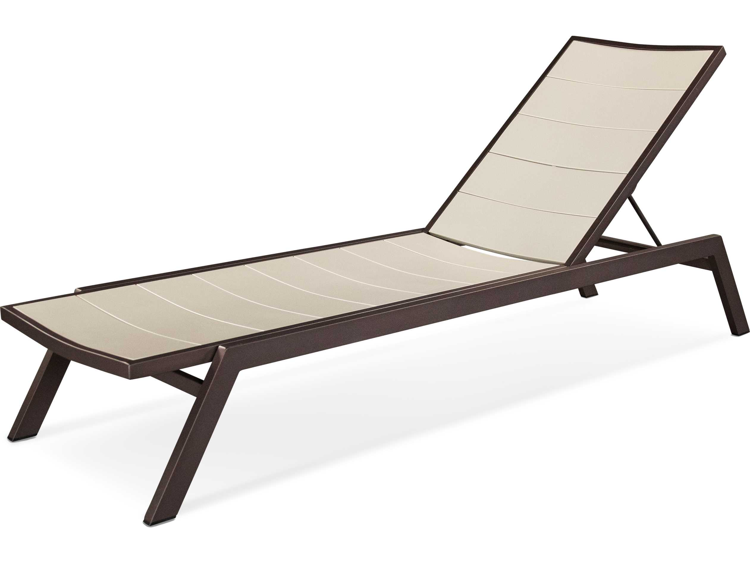 POLYWOOD Metro Aluminum Adjustable Chaise Lounge