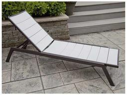 Euro Solid Chaise