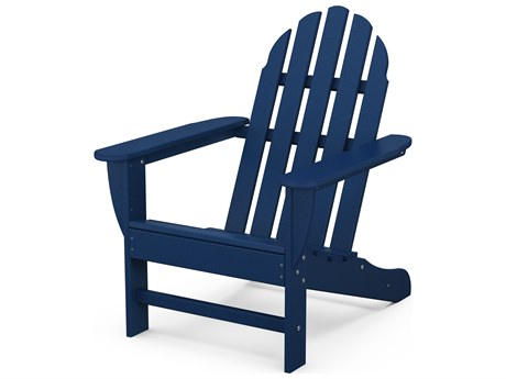 POLYWOOD® Classic Adirondack Recycled Plastic Chair