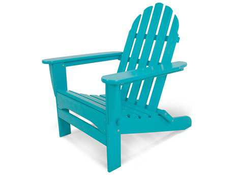 POLYWOOD® Classic Adirondack Recycled Plastic Chair PatioLiving