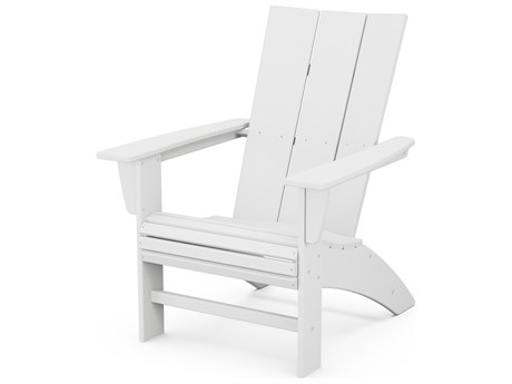 POLYWOOD® Modern Recycled Plastic Adirondack Chair