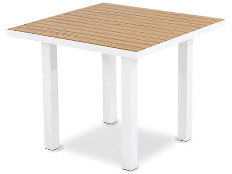 POLYWOOD® Euro Plastique 36 Square Dining Table