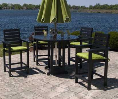 POLYWOOD® Captain Counter Height Dining Set