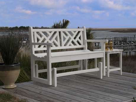 POLYWOOD® Chippendale Recycled Plastic Lounge Set PWCHIPPLSG