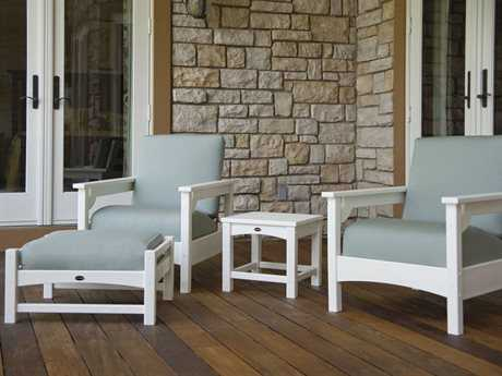 POLYWOOD® Deep Seating Club Lounge Set