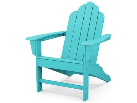 POLYWOOD® Long Island Recycled Plastic Adirondack Chair