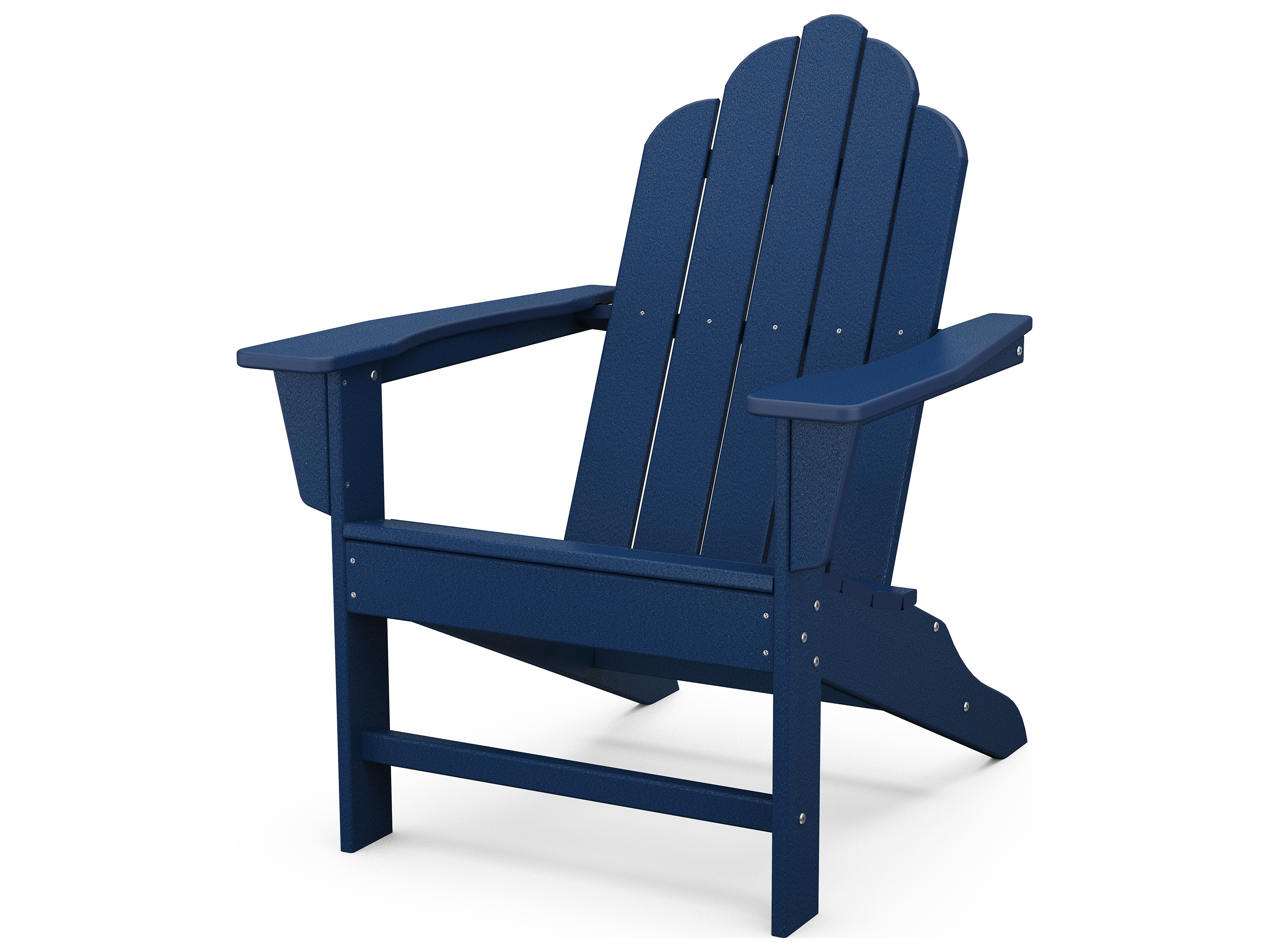 Polywood 174 Long Island Recycled Plastic Adirondack Chair