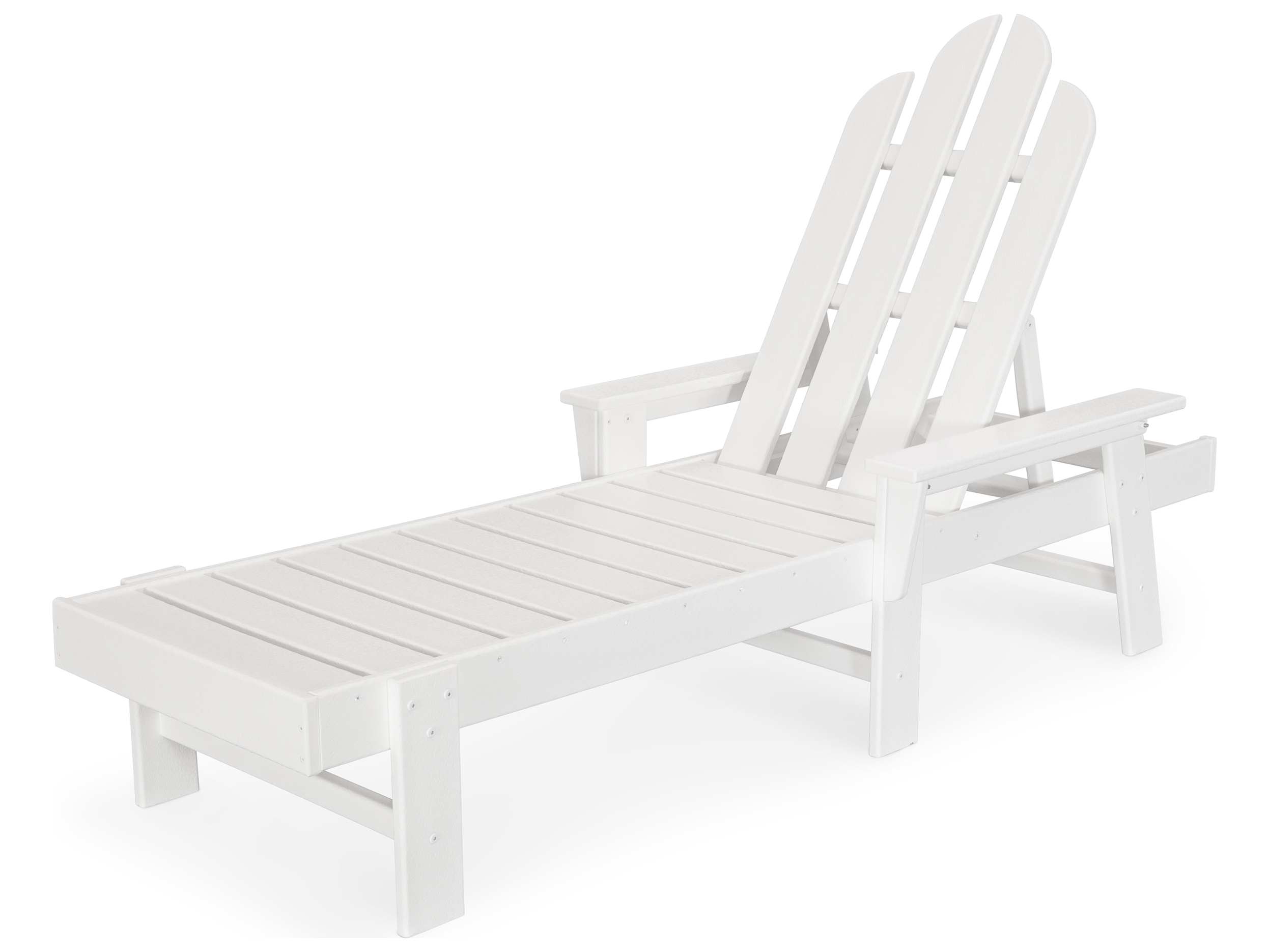 polywood long island recycled plastic chaise lounge ecc76. Black Bedroom Furniture Sets. Home Design Ideas