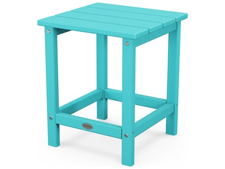 POLYWOOD® Long Island Recycled Plastic 15 Square End Table