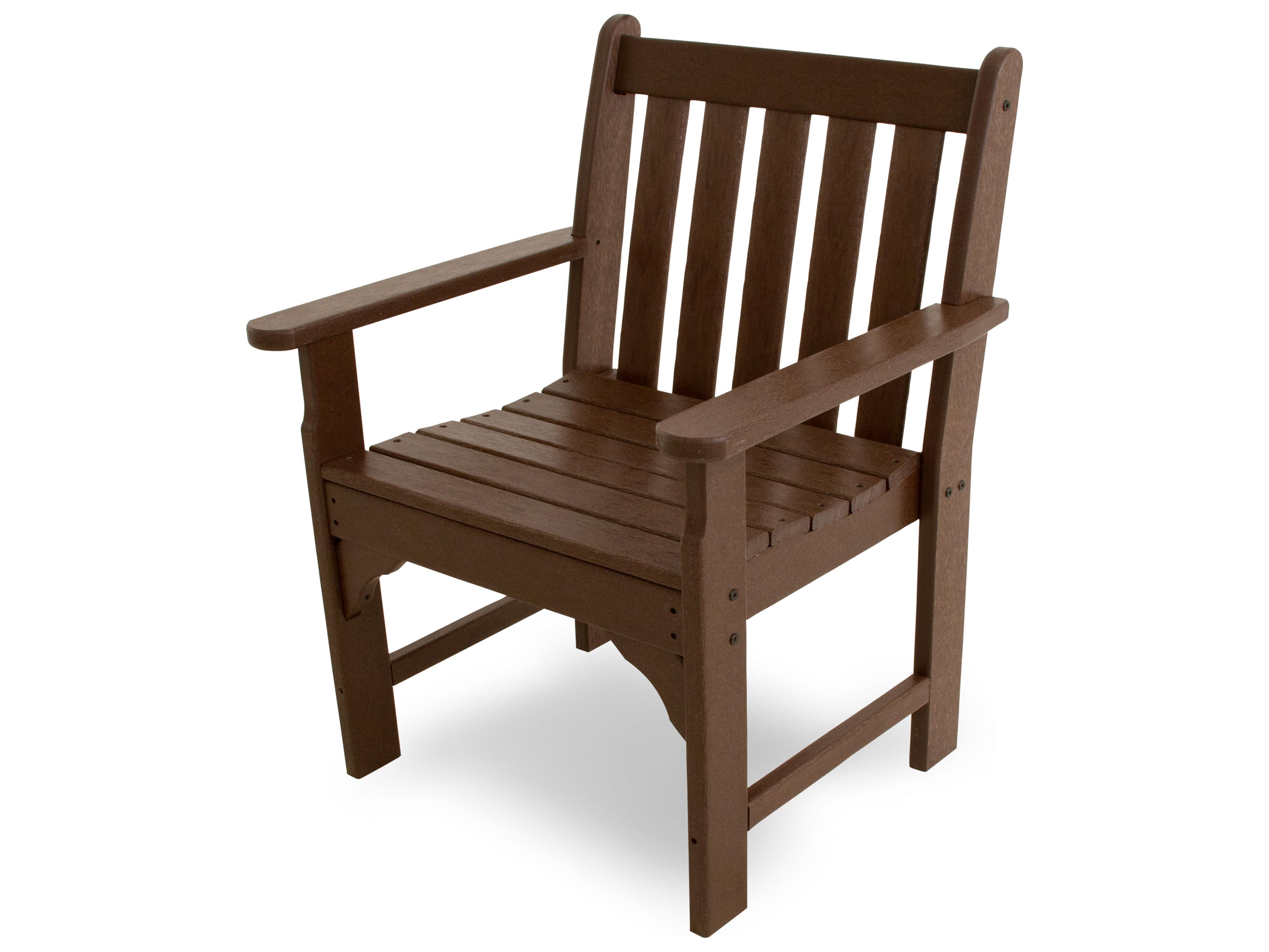 Polywood Vineyard Recycled Plastic Arm Chair Gnb24