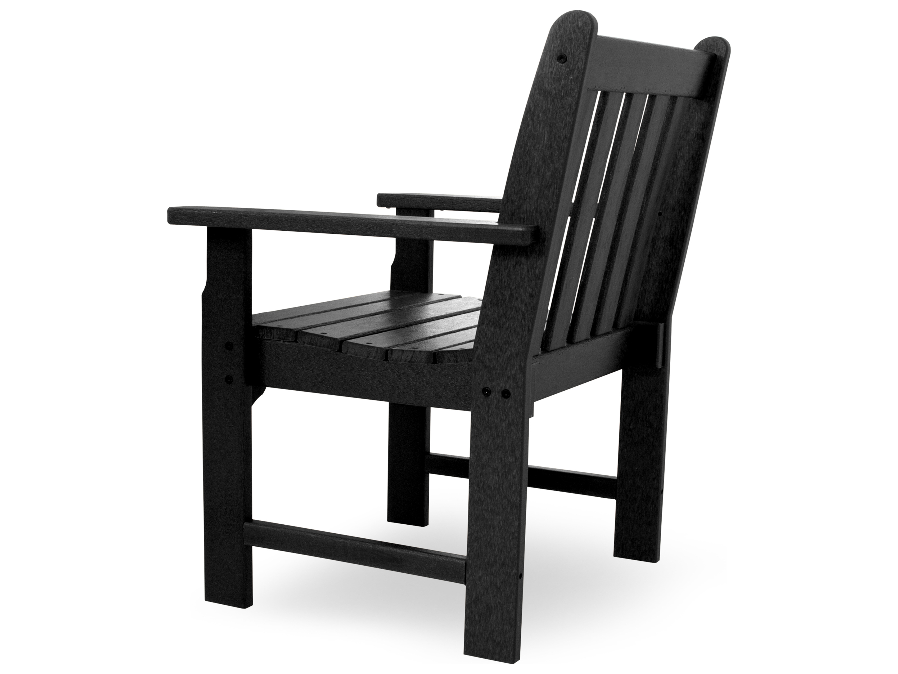 POLYWOOD® Vineyard Recycled Plastic Lounge Chair | GNB24