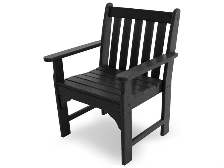 POLYWOOD® Vineyard Recycled Plastic Lounge Chair PatioLiving