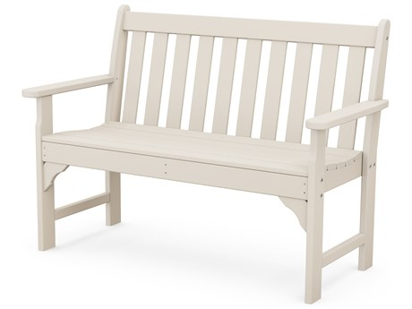 POLYWOOD® Vineyard Recycled Plastic Bench
