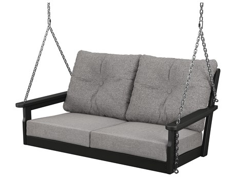 POLYWOOD® Vineyrad Recycled Plastic Deep Seating Swing