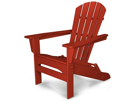 POLYWOOD® Palm Coast Recycled Plastic Adirondack Chair