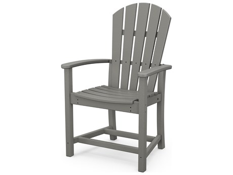 POLYWOOD® Palm Coast Recycled Plastic Dining Chair