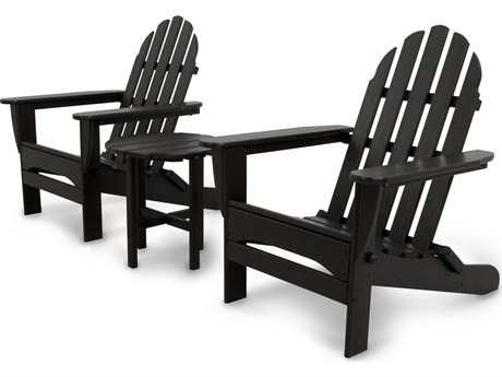 POLYWOOD® Ivy Terrace Recycled Plastic3-Piece Lounge Set