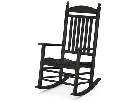 POLYWOOD® Jefferson Recycled Plastic Rocker Lounge Chair