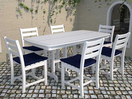POLYWOOD® La Casa Cafe Dining Set