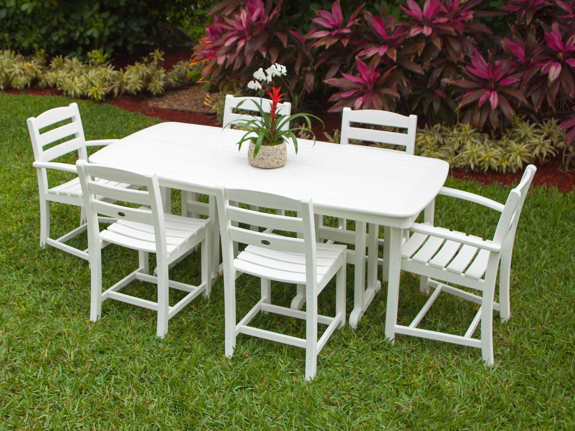 POLYWOOD® La Casa Cafe Dining Set