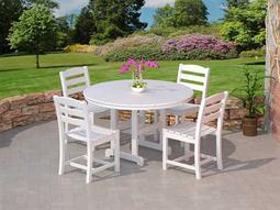 La Casa Cafe Recycled Plastic Dining Set