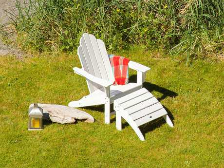 POLYWOOD® Long Island Recycled Plastic Lounge Set