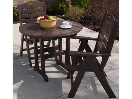 POLYWOOD® Nautical Bistro Dining Set