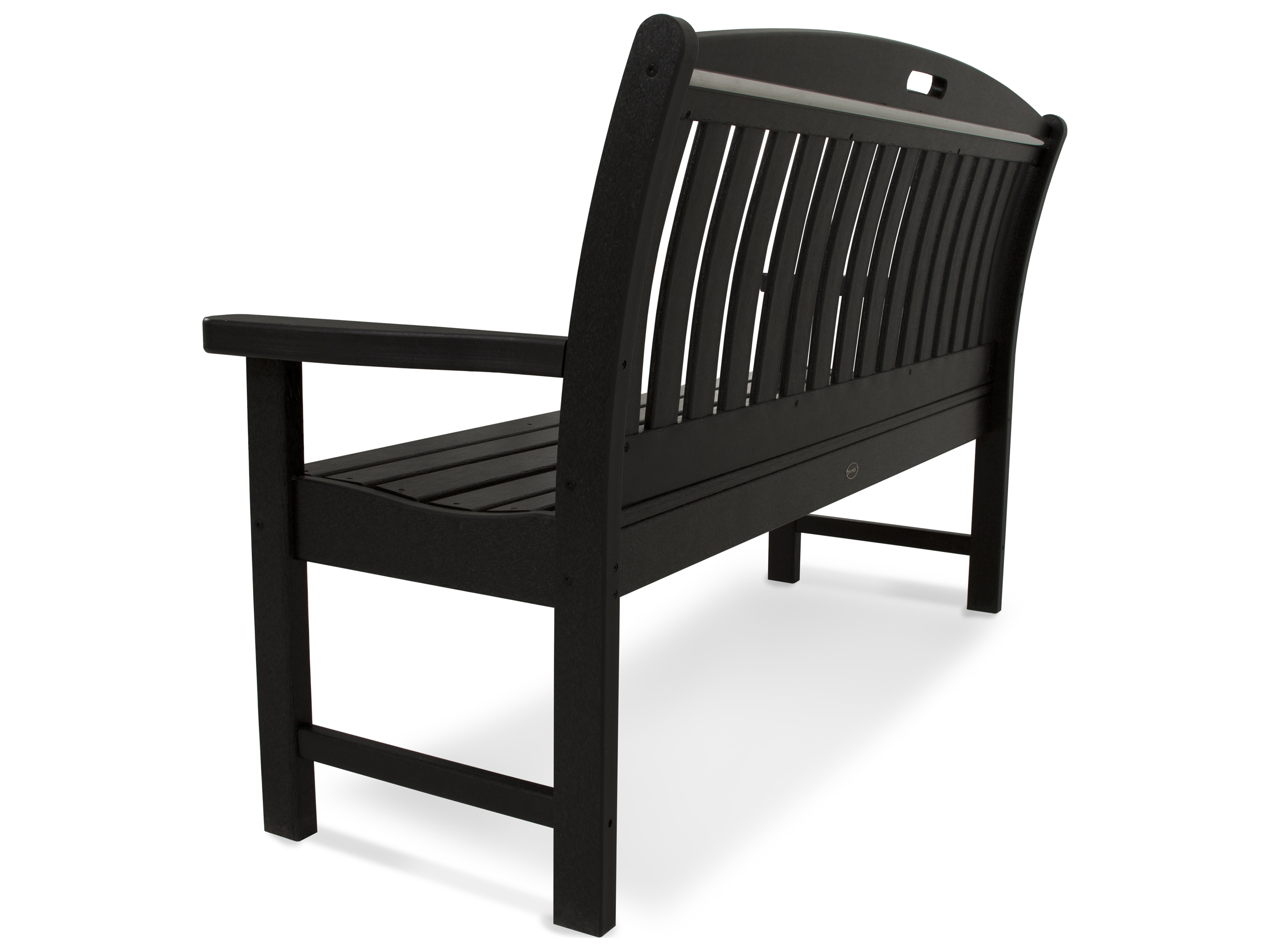 Polywood nautical recycled plastic 60 bench nb60 Polywood bench
