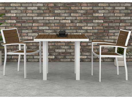 POLYWOOD® Euro Plastique Dining Set for 2