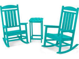 Presidential Recycled Plastic Rocker 3-Piece