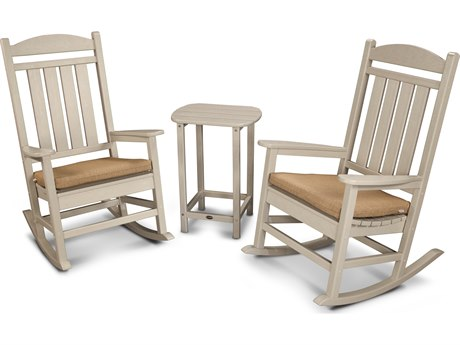 POLYWOOD® Presidential Recycled Plastic Lounge Set