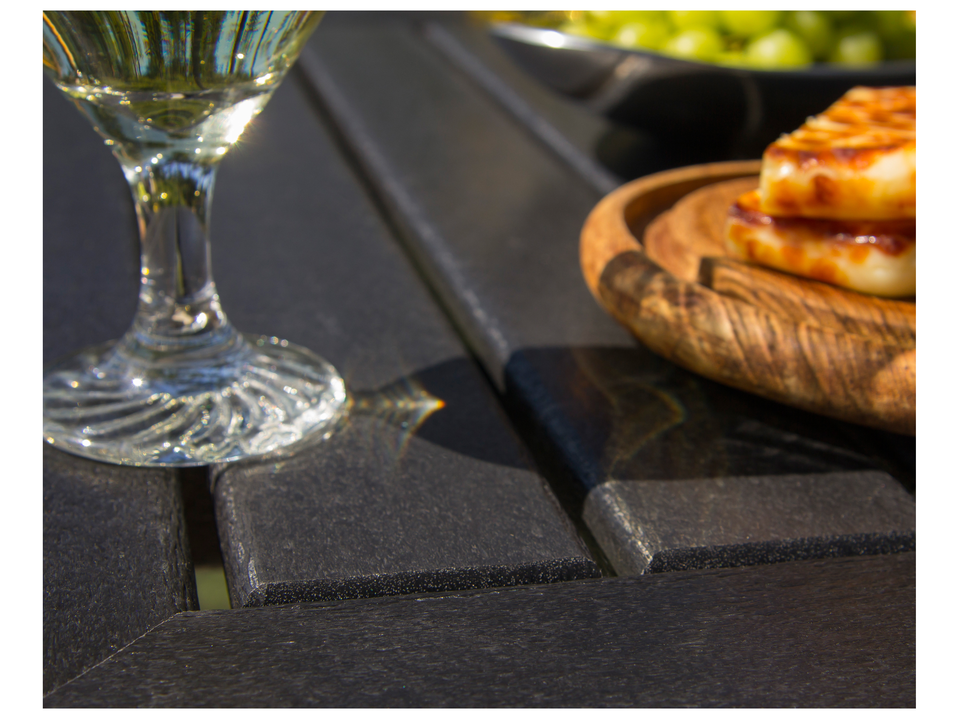 Admirable Polywood Coastal Recycled Plastic 3 Piece Bar Set Dailytribune Chair Design For Home Dailytribuneorg