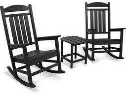 Presidential Recycled Plastic Rocker 3-Piece Set