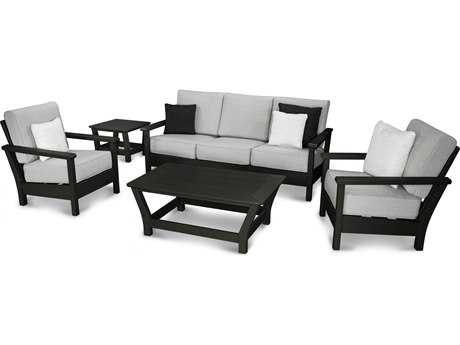POLYWOOD® Harbour Recycled Plastic 5-Piece Set