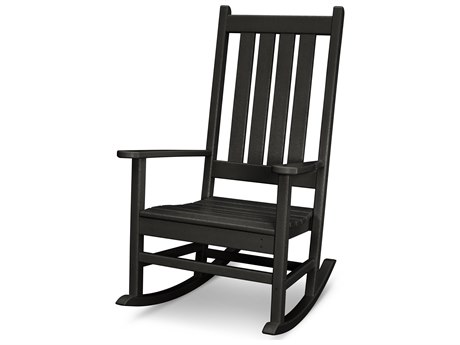 POLYWOOD® Vineyard Recycled Plastic Porch Rocking Chair