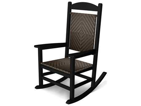 POLYWOOD® Presidential Recycled Plastic Rocker