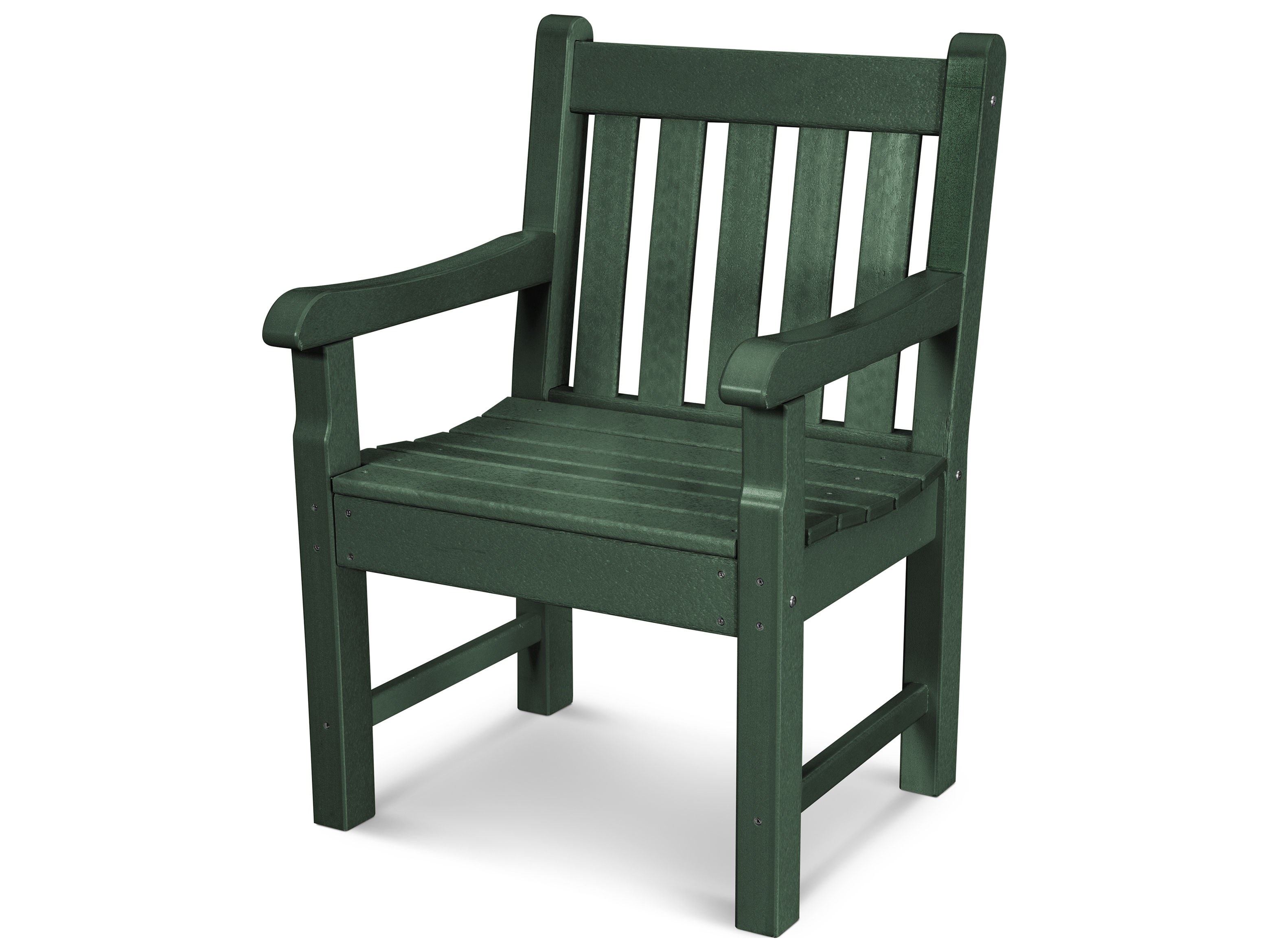 Polywood 174 Rockford Recycled Plastic Arm Chair Pwrkb24